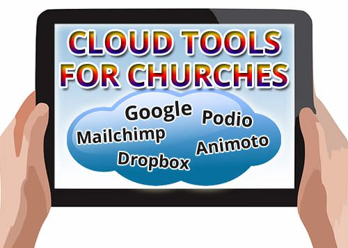 Cloud Tools for Churches Workshop