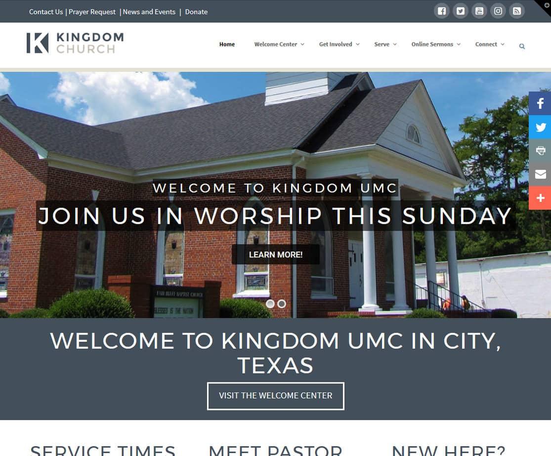 Kingdom Template